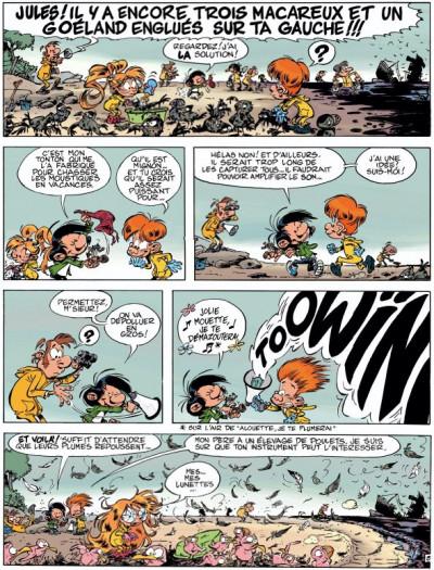 Page 2 Gastoon tome 1 - gaffe au neveu !