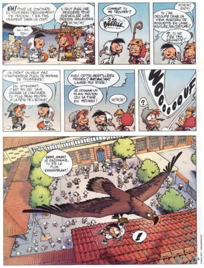 Page 3 Gastoon tome 1 - gaffe au neveu !