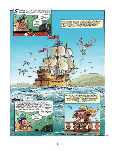 Page 2 Marsupilami T.26 - santa calaminad