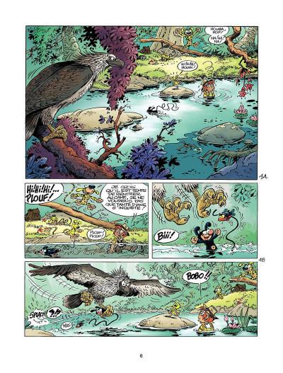 Page 5 Marsupilami T.26 - santa calaminad