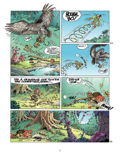 Page 6 Marsupilami T.26 - santa calaminad