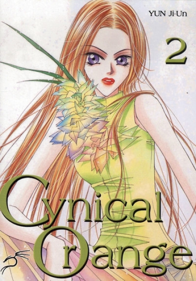 Couverture cynical orange tome 2