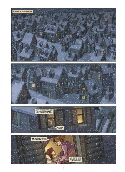 Page 1 clues tome 1 - sur les traces du passé
