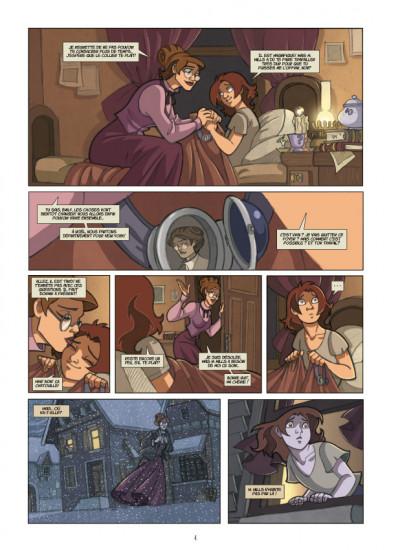 Page 2 clues tome 1 - sur les traces du passé