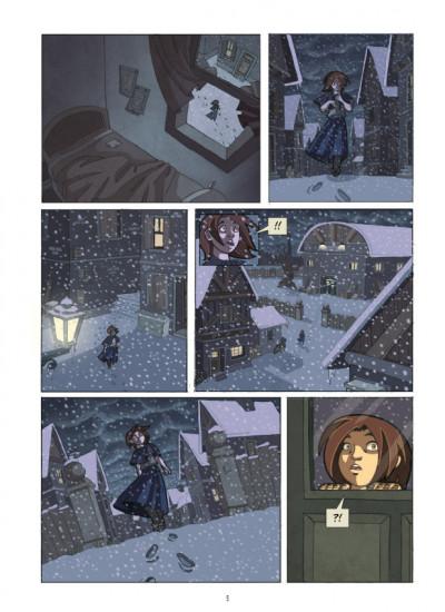 Page 3 clues tome 1 - sur les traces du passé