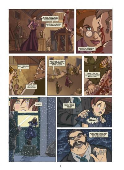 Page 4 clues tome 1 - sur les traces du passé