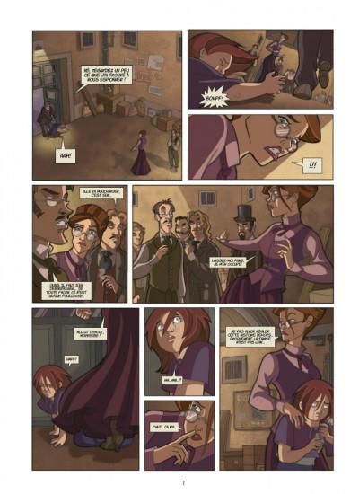 Page 5 clues tome 1 - sur les traces du passé