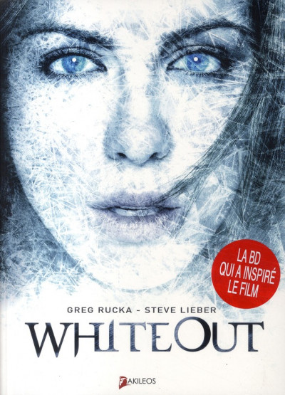 Couverture whiteout tome 1