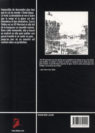 Dos whiteout tome 1