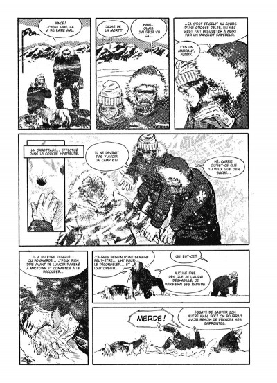 Page 4 whiteout tome 1