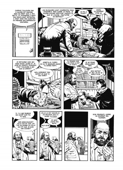 Page 7 whiteout tome 1