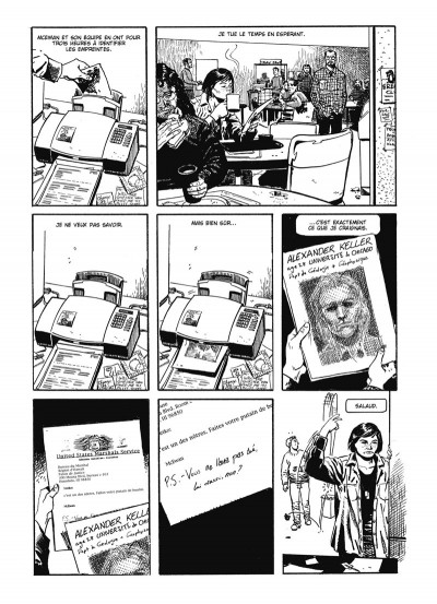 Page 8 whiteout tome 1