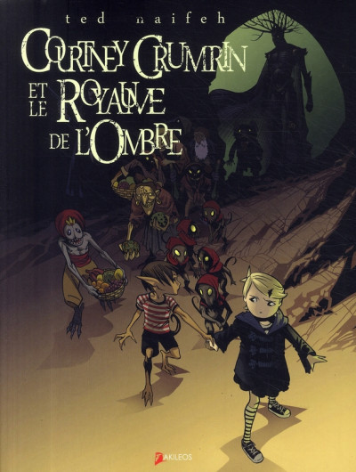 image de courtney crumrin tome 3 - le royaume des ombres