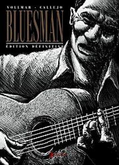 image de bluesman ; intégrale