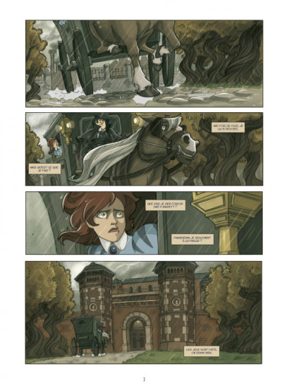 Page 1 clues tome 2 - dans l'ombre de l'ennemi
