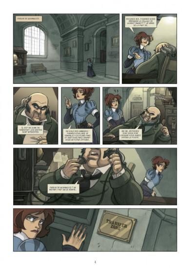 Page 2 clues tome 2 - dans l'ombre de l'ennemi