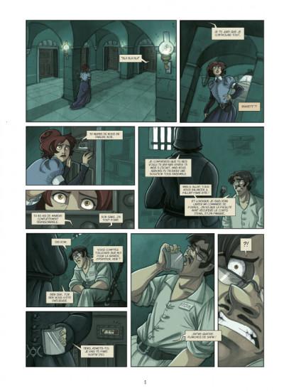 Page 3 clues tome 2 - dans l'ombre de l'ennemi