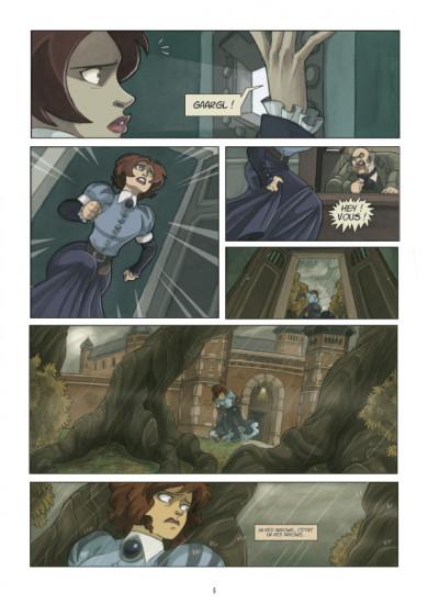 Page 4 clues tome 2 - dans l'ombre de l'ennemi