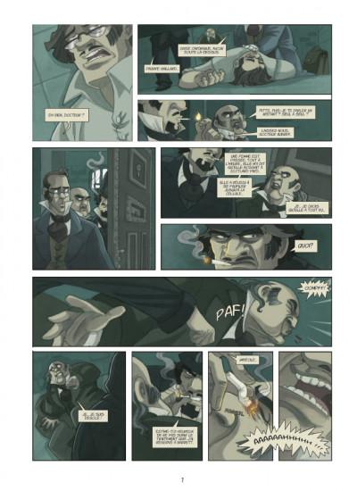 Page 5 clues tome 2 - dans l'ombre de l'ennemi