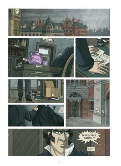 Page 6 clues tome 2 - dans l'ombre de l'ennemi