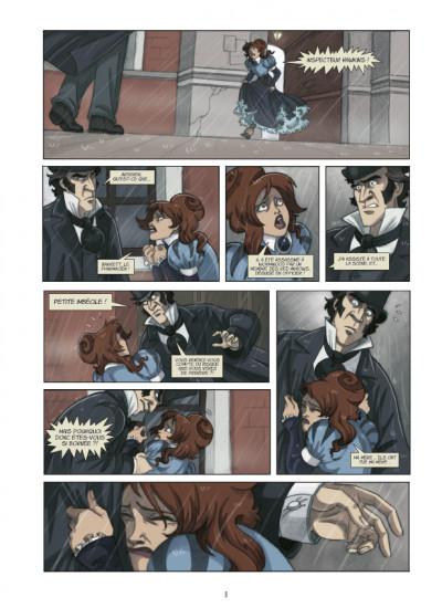 Page 7 clues tome 2 - dans l'ombre de l'ennemi