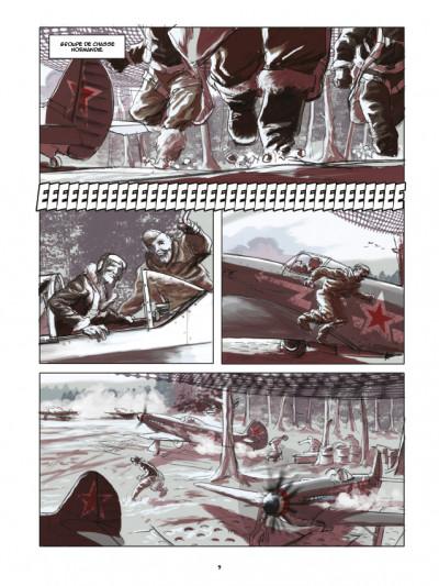 Page 3 block 109; étoile rouge