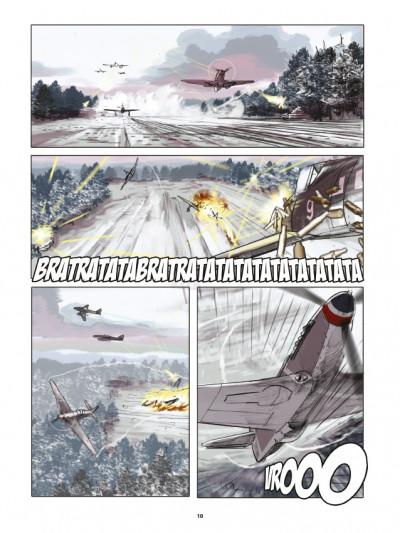 Page 4 block 109; étoile rouge