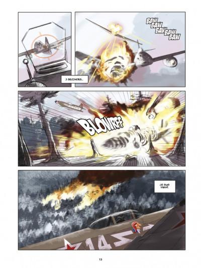 Page 7 block 109; étoile rouge