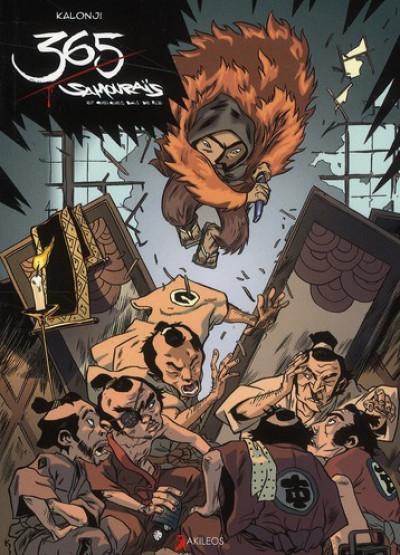 image de 365 samouraïs