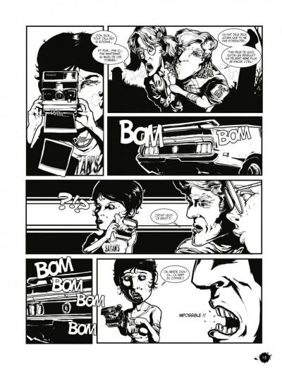 Page 1 apocalypse sur Carson City T.2 - le commencement de la fin