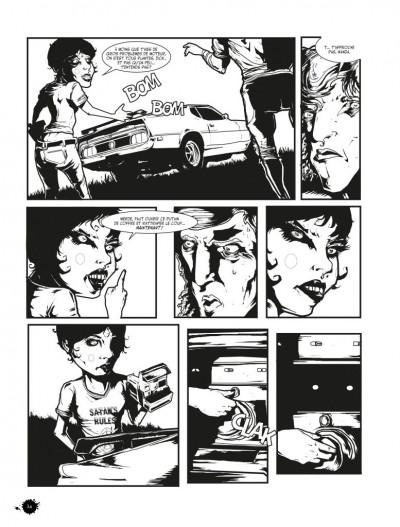 Page 2 apocalypse sur Carson City T.2 - le commencement de la fin