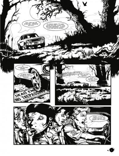 Page 3 apocalypse sur Carson City T.2 - le commencement de la fin