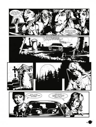 Page 5 apocalypse sur Carson City T.2 - le commencement de la fin