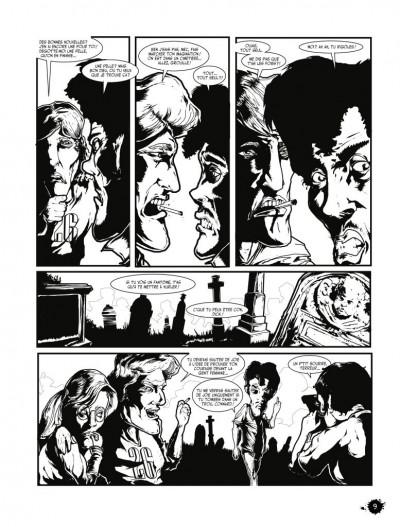 Page 7 apocalypse sur Carson City T.2 - le commencement de la fin