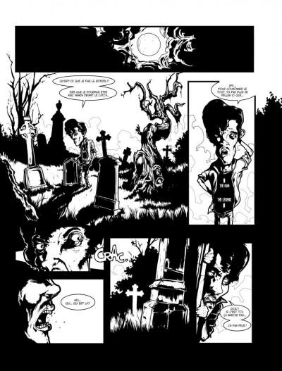 Page 8 apocalypse sur Carson City T.2 - le commencement de la fin
