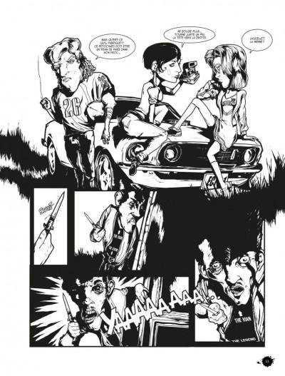 Page 9 apocalypse sur Carson City T.2 - le commencement de la fin