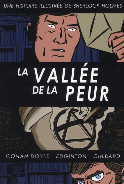image de Sherlock Holmes tome 4 - la vallée de la peur