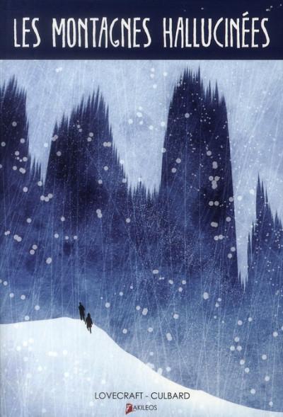 Image result for lovecraft les montagnes hallucinées roman graphique