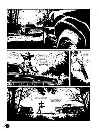 Page 4 Apocalypse sur Carson City tome 3