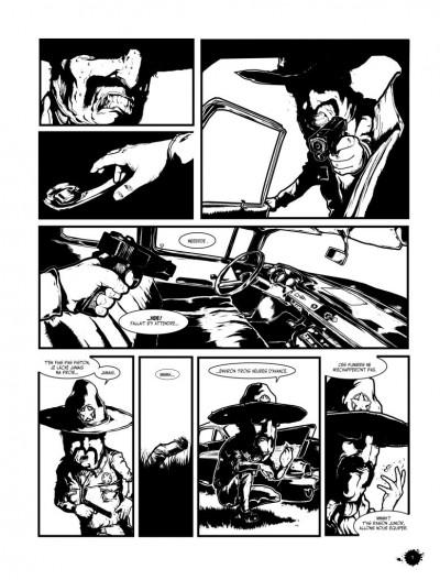 Page 5 Apocalypse sur Carson City tome 3