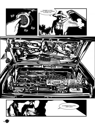 Page 6 Apocalypse sur Carson City tome 3