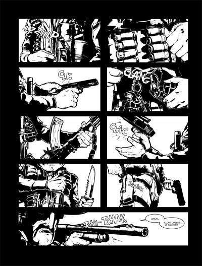 Page 7 Apocalypse sur Carson City tome 3