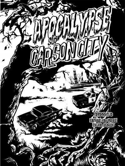 Page 9 Apocalypse sur Carson City tome 3