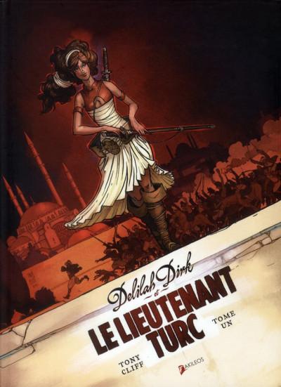 image de Delilah Dirk et le lieutenant turc tome 1