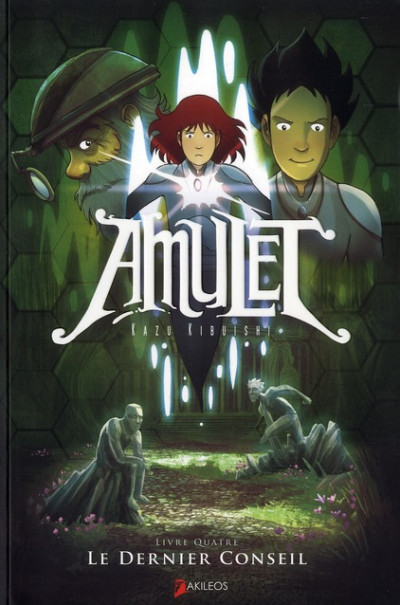image de Amulet tome 4 - le dernier conseil