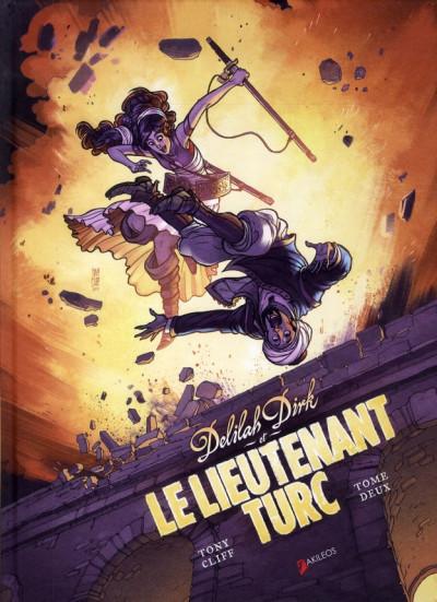 image de Delilah Dirk et le lieutenant turc tome 2