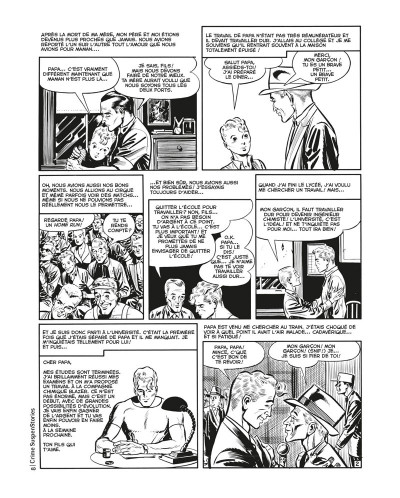 Page 2 crime suspenstories tome 1