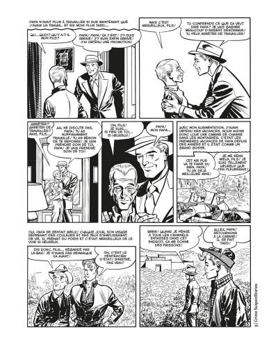 Page 3 crime suspenstories tome 1