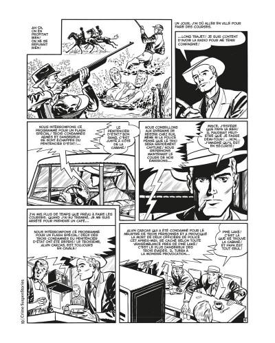 Page 4 crime suspenstories tome 1