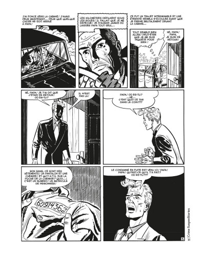 Page 5 crime suspenstories tome 1